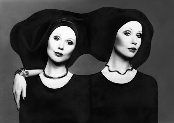 Gian Paolo Barbieri - Lilly Bistrattin per Pomellato, Vogue Italia 1971 - Courtesy Eduard Planting Gallery